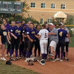 SOFTBALL FINISHES REGULAR SEASON WITH WINNING RECORD