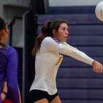 VOLLEYBALL DEFEATS LEE'S SUMMIT NORTH IN 2 SETS