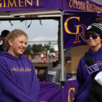 GOLDEN REGIMENT INVITATIONAL DRAWS LARGE CROWDS TO CAMPUS
