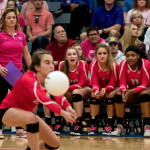 VOLLEYBALL TEAM TO HOST DISTRICT SEMIS TOMORROW (TUES, 10/23)