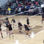 VOLLEYBALL VIDEO HIGHLIGHT: DISTRICT SEMIFINALS VS LEE'S SUMMIT NORTH
