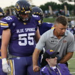 PURPLE GOLD FOOTBALL GAME – FRIDAY, AUGUST 23
