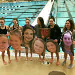 SWIMMING TOWARDS STATE