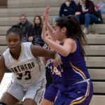 GIRLS BASKETBALL TOPS RAY-PEC