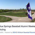 BSHS BASEBALL ALUMNI WEEKEND GOLF OUTING: MAY 4TH