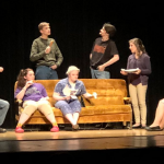 DRAMA PRESENTS STUDENT DIRECTED ONE ACTS