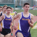 BOYS TRACK/FIELD SUCCEEDS AT HILLCREST INVITATIONAL