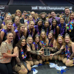WINTER GUARD EARNS 6TH AT WORLD CHAMPIONSHIPS