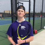 BOYS TENNIS PICKS UP ANOTHER TEAM WIN