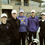 SETH WILDONER LEADS BOYS GOLF AT CAMDENTON LAKER INVITATIONAL