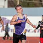 TRACK/FIELD EXCELS AT GARY PARKER INVITATIONAL