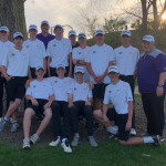 "BOYS GOLF WINS FIRST ANNUAL ""BLUE SPRINGS CUP"""