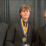 STEGNER, REED, AND PORTLANCE QUALIFY FOR FBLA NATIONALS IN SAN ANTONIO