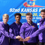 TRACK/FIELD SETS 2 NEW SCHOOL RECORDS AT KU RELAYS
