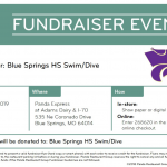 SWIM/DIVE FUNDRAISER: PANDA EXPRESS – TUES, APRIL 30 (2-7PM)