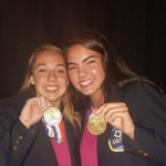 "LUDWIG AND WALSH NAMED ""TOP 10 IN THE WORLD"" AT DECA WORLD CHAMPS"