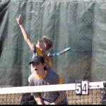 BOYS TENNIS TAKES DOWN STALEY