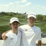 SETH WILDONER AND BLAKE ROONEY QUALIFY FOR GOLF STATE