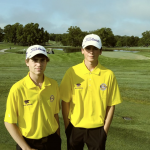 BOYS GOLF PERFORMS WELL AT STATE