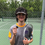 LUKE DAVID EARNS 2ND PLACE AT DISTRICTS, ADVANCES TO SECTIONALS