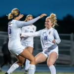 CATES EARNS HAT TRICK IN DISTRICT SEMIFINAL VICTORY