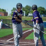 BASEBALL ENDS SEASON AGAINST GRAIN VALLEY