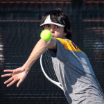 LUKE DAVID WINS SECTIONALS, ADVANCES TO STATE