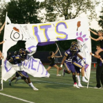 PURPLE GOLD FOOTBALL – GAME DAY INFO