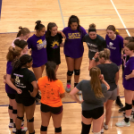 VOLLEYBALL TAKES DOWN LEE'S SUMMIT IN FIRST MATCH OF SEASON