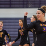 VOLLEYBALL CONTINUES UNDEFEATED SEASON WITH VICTORY OVER LSN