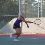 TENNIS ENDS SEASON AT HOME AGAINST PARK HILL SOUTH