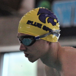 THOMSON, SCHWEIZER, DAVIS AND PEOPLES MEDAL FOR BOYS SWIM/DIVE AT KC CLASSIC