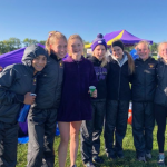 GIRLS XC EARNS 3RD PLACE AT CONFERENCE
