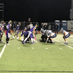 FOOTBALL TAKES DOWN LEE'S SUMMIT WEST