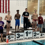 JOSIAH THOMSON WINS CONFERENCE CHAMPIONSHIP IN DIVING