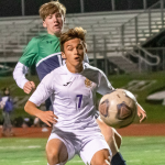 BOYS VARSITY SOCCER FALLS TO RAY-PEC
