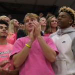 BSSD VIDEO DEPARTMENT: VOLLEYBALL DEFEATS BS SOUTH IN ANNUAL DIG FOR THE CURE