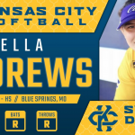 BELLA ANDREWS SIGNS WITH UMKC