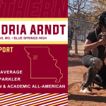 ALEX ARNDT SIGNS WITH NORTHERN STATE (S.D.) UNIVERSITY