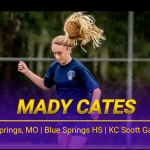 MADY CATES SIGNS WITH MINNESOTA STATE