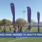 KCTV5 FEATURE: GOLDEN REGIMENT PREPARES FOR MACY'S PARADE