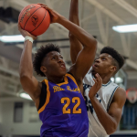 BOYS BASKETBALL DEFEATS LEE'S SUMMIT WEST IN SEASON OPENER
