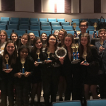 NSDA EARNS HARDWARE AT CHRISMAN INVITATIONAL