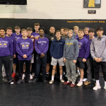 WRESTLING TAKES FOURTH AT MISSOURI DUALS