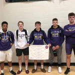 5 WRESTLERS QUALIFY FOR STATE