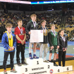 SHEPHERD AND DOTSON EARN ALL-STATE IN WRESTLING