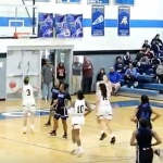 GIRLS BASKETBALL VIDEO HIGHLIGHTS (DISTRICT SEMIFINAL VICTORY OVER RAYTOWN)