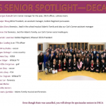 SENIOR SPOTLIGHT: DECA