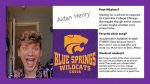 CHOIR SENIOR SPOTLIGHT: AIDAN HENRY