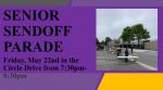 SENIOR SENDOFF – FRIDAY @ 7:30PM IN THE BSHS CIRCLE DRIVE